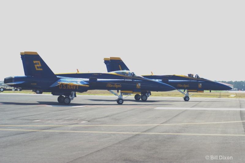 The Blue Angels - ID: 11588883 © William E. Dixon
