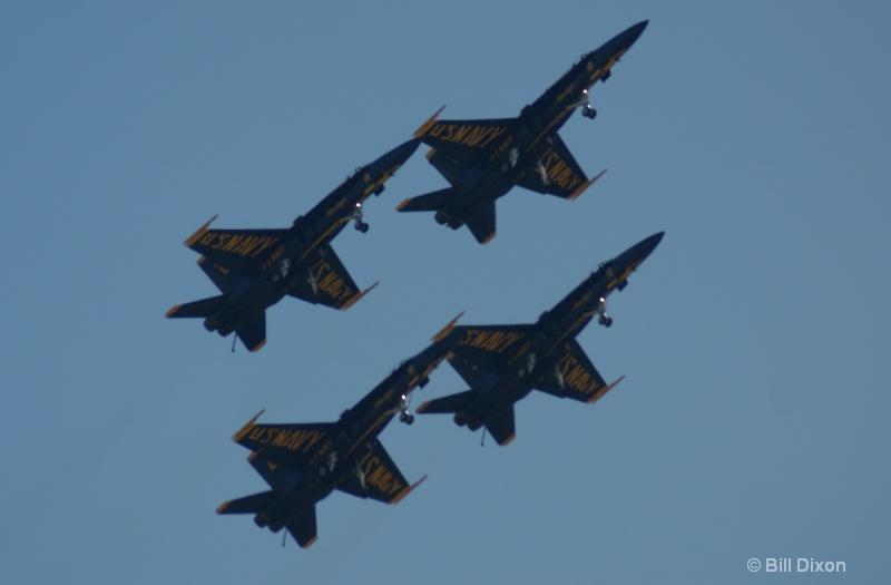The Blue Angels - ID: 11588887 © William E. Dixon