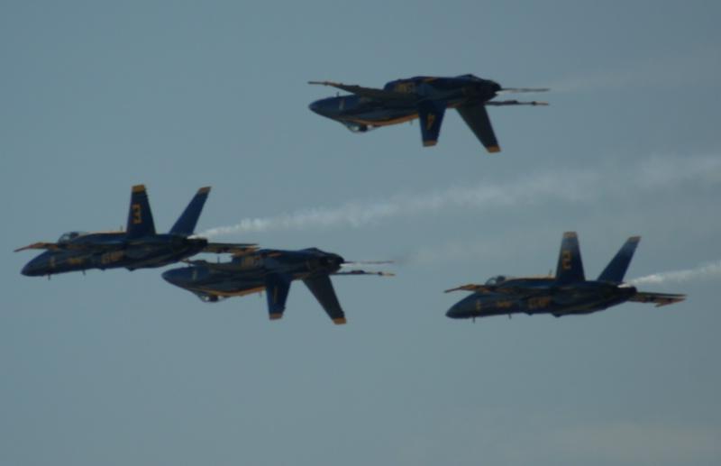 The Blue Angels - ID: 11588893 © William E. Dixon