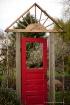 Garden Door, Fram...