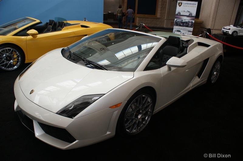 2010 Lamborghini Gallardo - ID: 11625520 © William E. Dixon