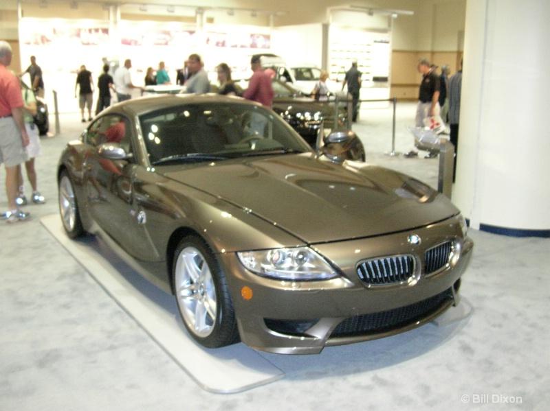 2007 BMW Z4 M Coupe - ID: 11637990 © William E. Dixon