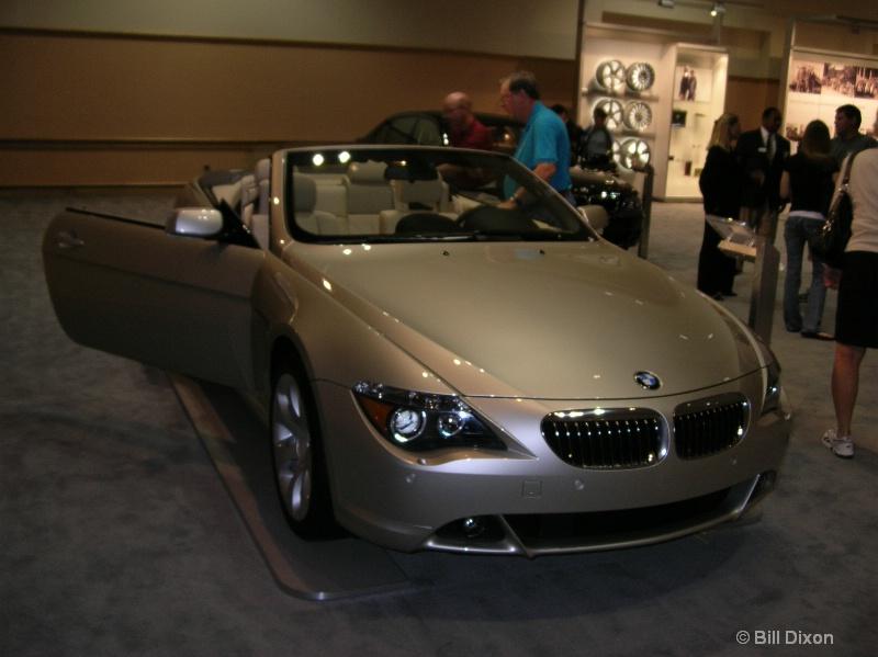2007 BMW 650i - ID: 11637999 © William E. Dixon