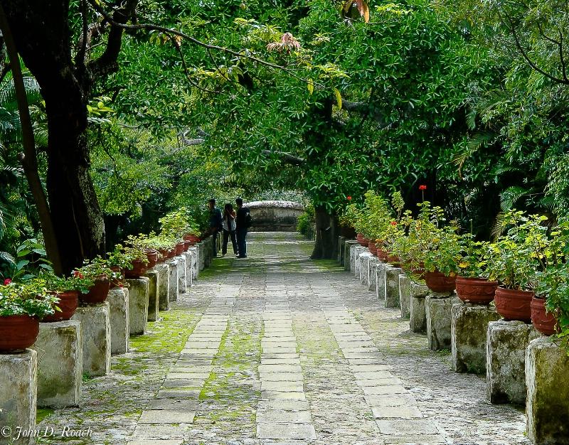 Borda Garden, Cuernavaca, Mexico - ID: 11660494 © John D. Roach