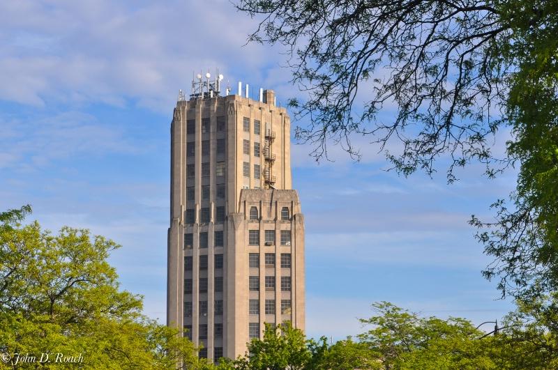 Elgin Tower Building, Elgin, Illinois - ID: 11660524 © John D. Roach