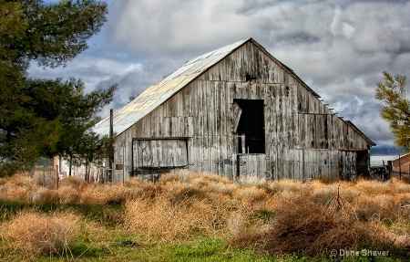 Not A Red Barn