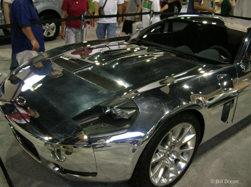 Ford Shelby GR1 concept - ID: 11672998 © William E. Dixon