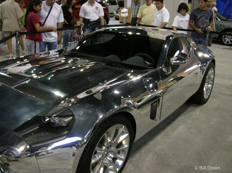 Ford Shelby GR1 concept  - ID: 11672999 © William E. Dixon
