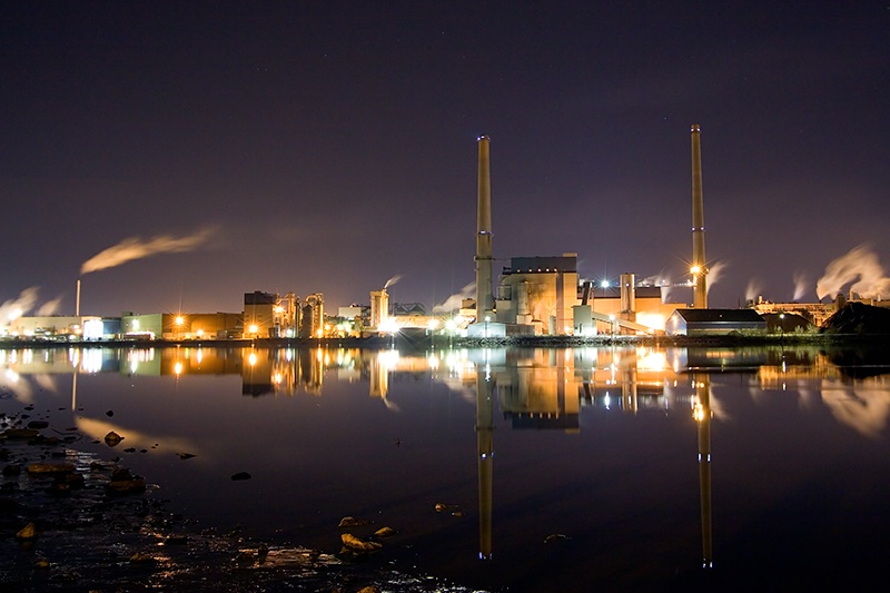 River of Voyageurs, River of Industry