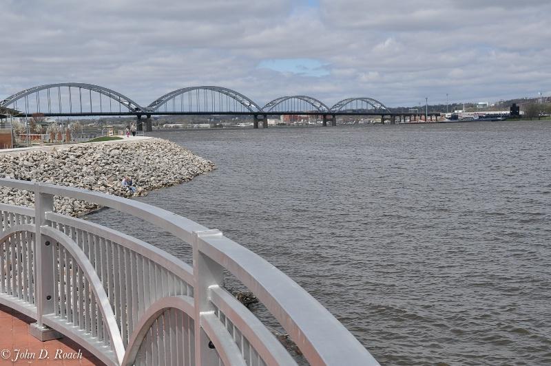 Bridge to Davenport - ID: 11689765 © John D. Roach