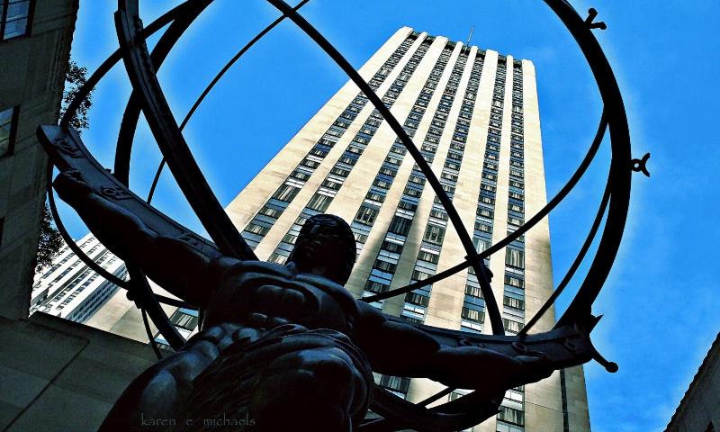 Rockefeller Center - ID: 11694117 © Karen E. Michaels