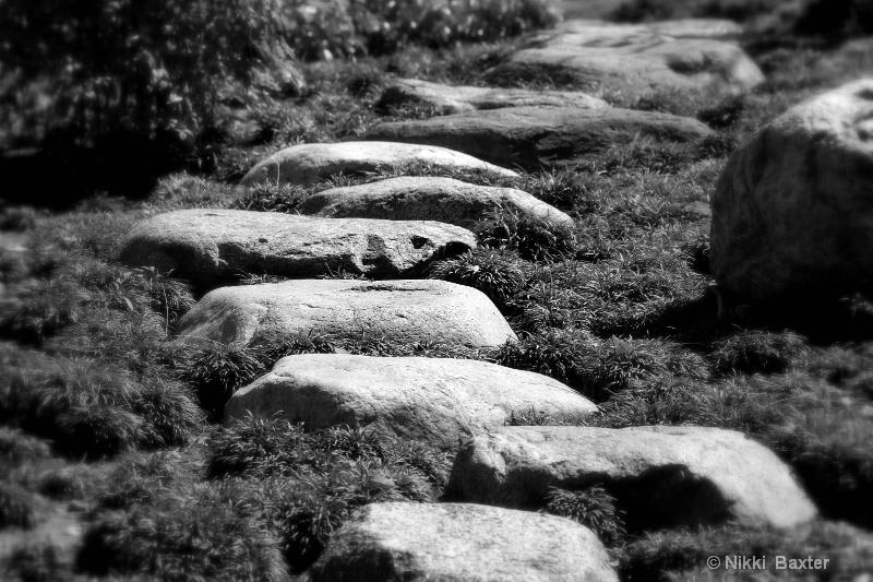 Path---->way