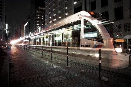 Metro Ghost