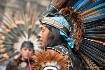 Aztec Dancers X