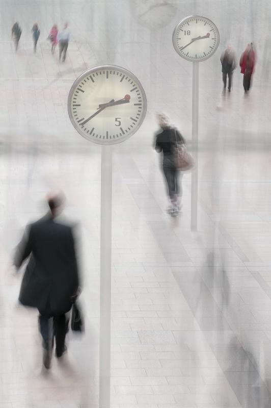 Canary Wharf Time