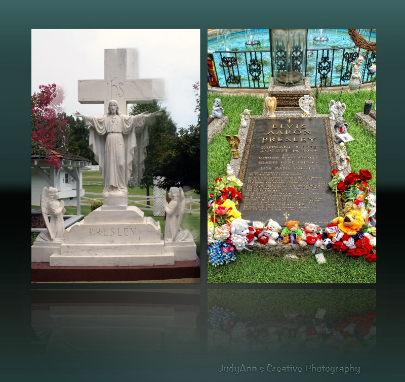 Elvis' Grave - ID: 11796364 © JudyAnn Rector