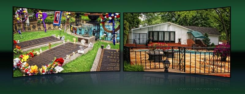 Graceland - Gravesite - ID: 11796366 © JudyAnn Rector