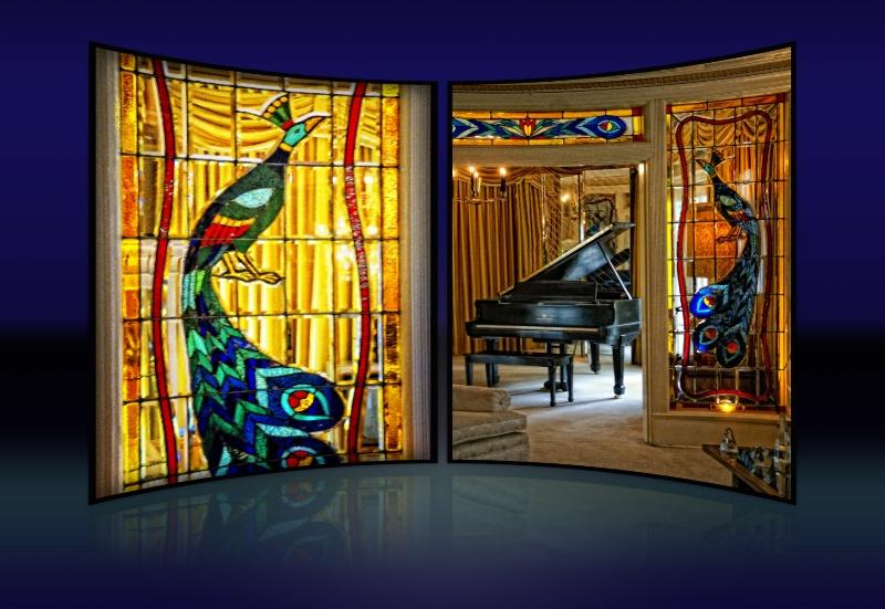 Graceland Livingroom - ID: 11800526 © JudyAnn Rector