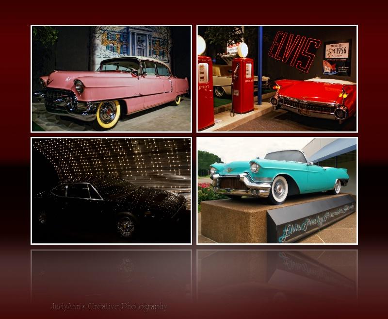 Elvis Cars - ID: 11800527 © JudyAnn Rector