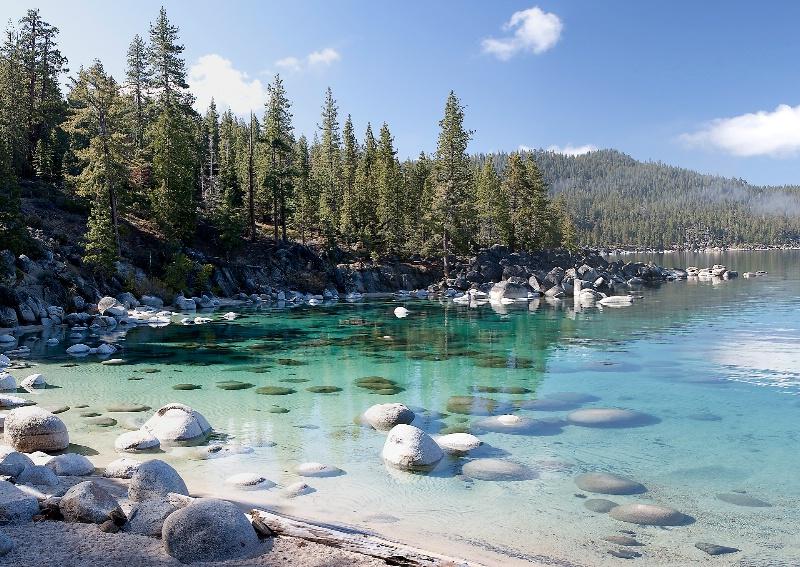 Tahoe Glass - ID: 11832831 © Steve Abbett