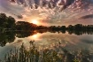 Sunset at Fox Bro...