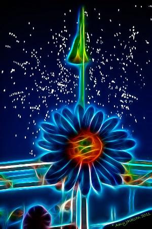 Carnival Flower