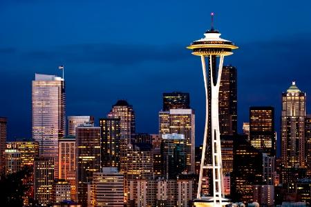 Twilight in Seattle