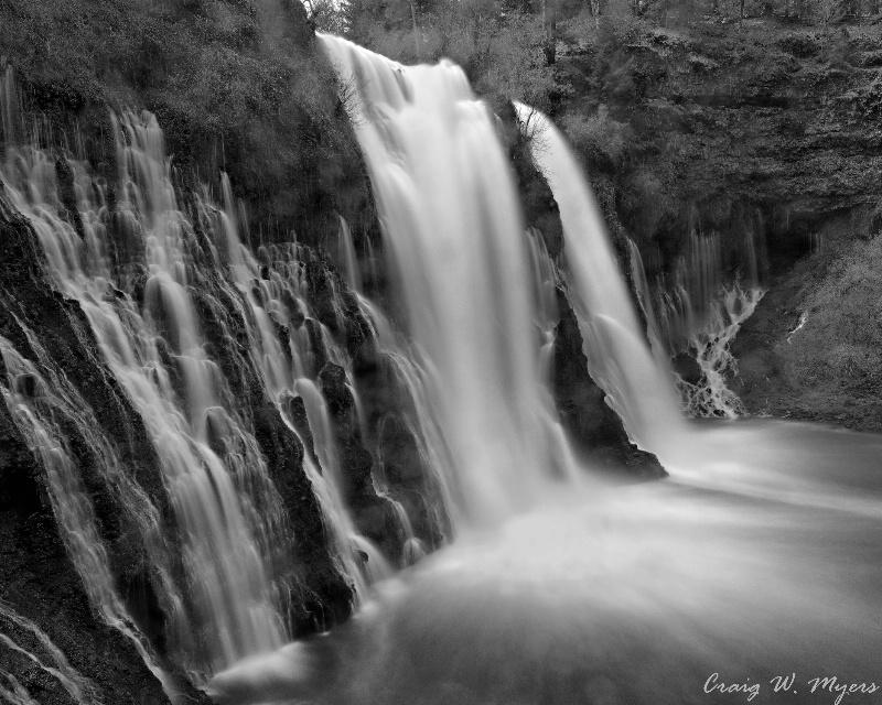 McArthur-Burney Falls - ID: 11886482 © Craig W. Myers