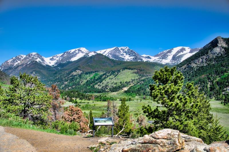 Rocky Mountain National Park - ID: 11893389 © Linda R. Ragsdale