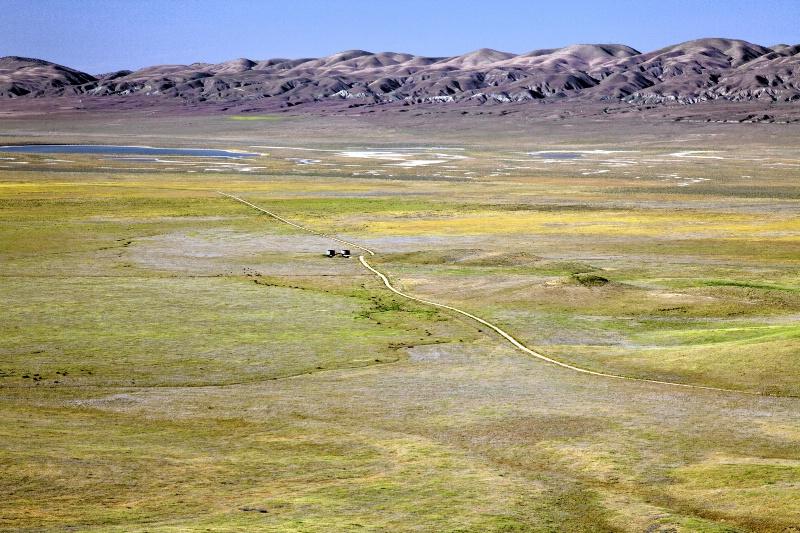 Carrizo Plain and Temblor Range - ID: 11925420 © Craig W. Myers