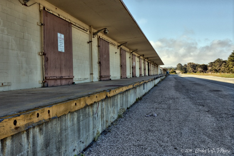 Supply Dock-Fort Ord - ID: 11925440 © Craig W. Myers