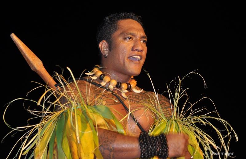 Tahitian Warrior - ID: 11929899 © al armiger
