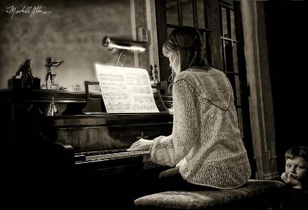 At the Keyboard: RHIANNON
