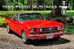 1965 Ford Mustang...