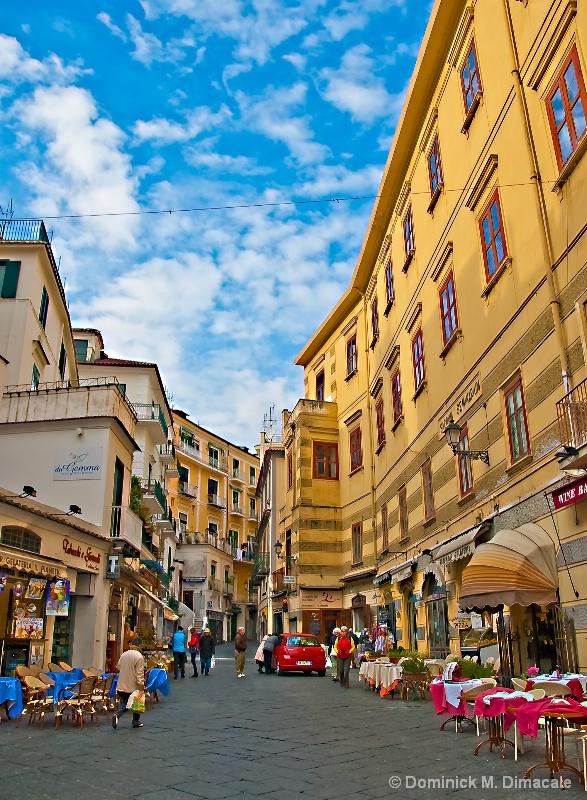 ~ UN LATO STRADA ITALIANO ~ - ID: 12004711 © Dominick M. Dimacale