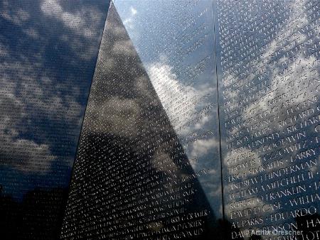 Vietnam Memorial Reflection