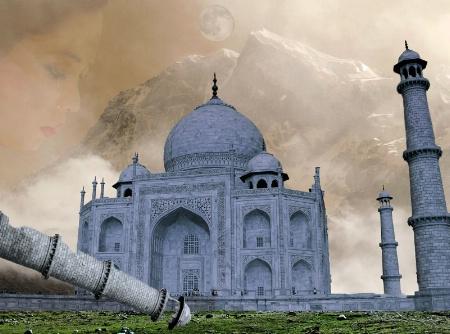Oh! My Taj