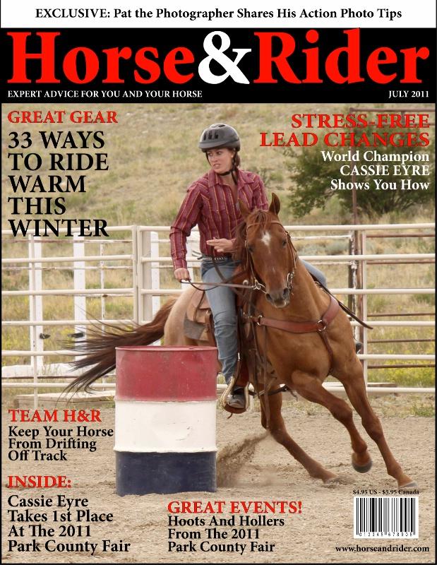 cassie horse rider sml - ID: 12053473 © Patrick L. McAvoy