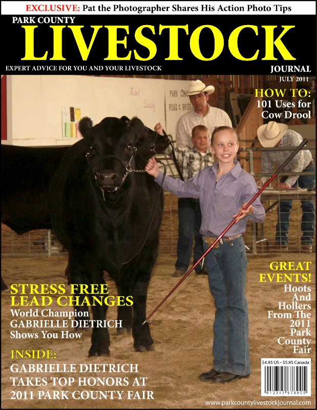 gabrielle livestock sml - ID: 12053476 © Patrick L. McAvoy