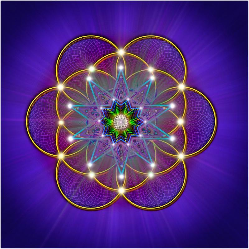 Sacred Geometry 3 - ID: 12087093 © Endre Balogh