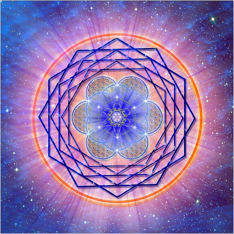 Sacred Geometry 2 - ID: 12090251 © Endre Balogh