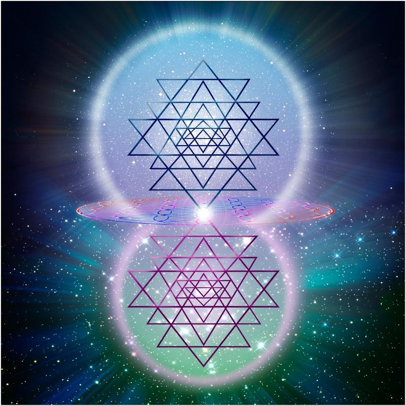 Sacred Geometry 7 - ID: 12093052 © Endre Balogh