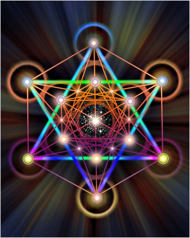 Sacred Geometry 5 - ID: 12093105 © Endre Balogh