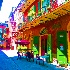 © John V. Roscich PhotoID # 12135314: FRENCH QUARTER IN COLOR