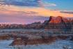 Sunset at Badland...