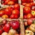 © Karol Grace PhotoID# 12142275: Baskets of Tomatoes