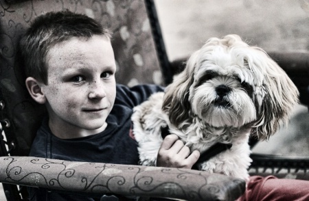 a boy and his dog final