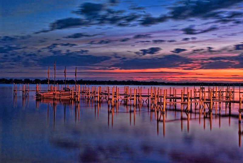 morning docks