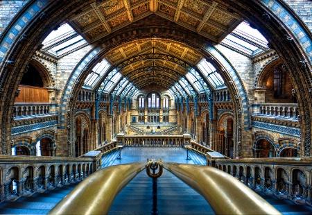 A Grand Hall