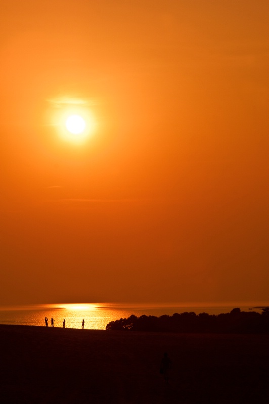 OBX Sunset - ID: 12284220 © Don Johnson